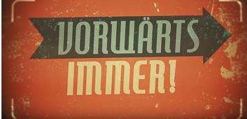 vorwärts immer (kino) - till florian beyerbach, matthias breitenbach, ulrich cyran