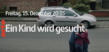 """katja heinrich und steffen will - """"ein kind wird gesucht"""" (zdf,arte)"""
